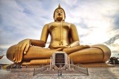 Buddha grande Imagem de Stock Royalty Free