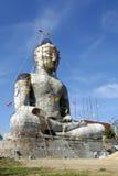 Buddha grande di costruzione Fotografia Stock