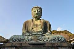 Buddha. Great Buddha of Kamakura, Japan Royalty Free Stock Photo