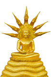 buddha guld Royaltyfria Bilder