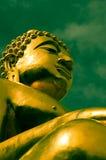buddha guld Royaltyfri Foto