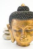 buddha guld royaltyfri bild