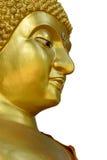buddha guld- staty Royaltyfria Foton