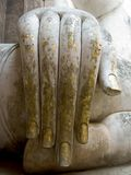 Buddha-Hand Lizenzfreies Stockbild