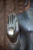buddha hand Royaltyfri Foto