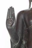 buddha hand Royaltyfria Bilder