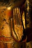 Buddha-Hand lizenzfreie stockfotografie