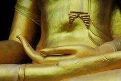 buddha hand s Royaltyfri Fotografi