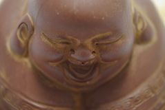 Buddha Happy Face Stock Photos
