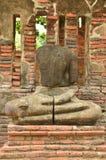 buddha head bildnr. Fotografering för Bildbyråer