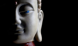 Buddha Head Royalty Free Stock Photography