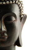 Buddha Head isolated Stock Photography