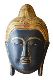 Buddha head mock for decorate home Stock Images