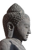 Buddha Head Sculpture Stock Images