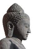 Buddha Head Sculpture Stock Images