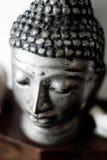 Buddha Head Statue Stock Image