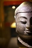 Buddha head statue Stock Images
