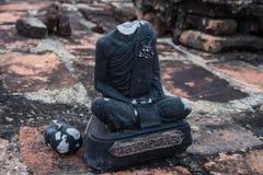 Buddha without head Stock Photo