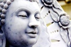 buddha head staty Royaltyfria Bilder