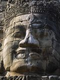 Buddha Head Tower Stock Images