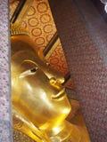 Buddha head. Buddha in wat pho,Bangkok Royalty Free Stock Photos