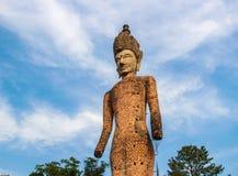 Buddha hindu statue at Sala Kaew Ku Nongkhai Thailand Stock Photos