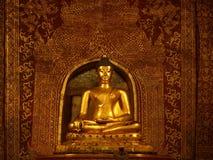 buddha hing phra si Arkivbilder