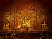 buddha hing phra si Royaltyfria Foton