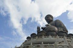 buddha Hong Kong staty arkivfoton