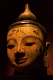 buddha huvud Arkivbild
