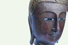 buddha huvud Arkivfoton