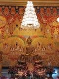 Buddha i Asien Arkivfoto