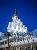 Buddha i berg Royaltyfri Fotografi