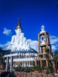 Buddha i berg Arkivfoto