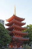 Buddha i Japan Arkivbilder