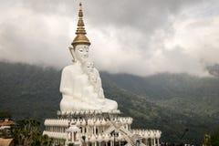 Buddha i ljuset Royaltyfria Foton