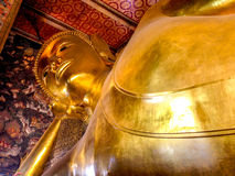 Buddha i Wat Pho Royaltyfri Bild