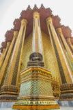 Buddha i Wat Phra Kaew Fotografering för Bildbyråer