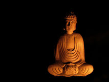 Buddha-Idol stockfoto