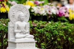 The Buddha. Idol of the famous Buddha on Vesak day Stock Image