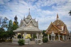 Buddha idol worship Stock Images