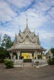 Buddha idol worship Stock Photo
