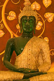 Buddha image. Statue of holy jade Buddha,Thailand Royalty Free Stock Photo