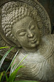 Buddha image. The figure of Buddha image Stock Image