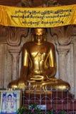 Buddha Image,   Bagan in Myanmar (Burmar) Royalty Free Stock Image