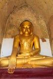 Buddha Image,   Bagan in Myanmar (Burmar) Stock Images