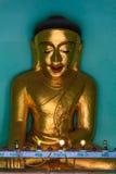Buddha Image,   Bagan in Myanmar (Burmar) Royalty Free Stock Photography