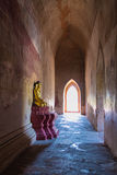 Buddha image , Bagan in Myanmar (Burmar) Stock Photography