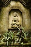 Buddha image in bali indonesia Stock Photos