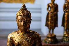 Buddha Image in Bangkok  Thailand Royalty Free Stock Photography